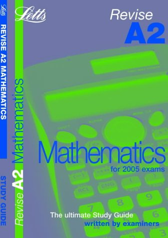 9781843154440: Mathematics (Revise A2 Study Guide)