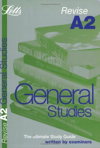 9781843154488: Revise A2 General Studies (Revise A2 Study Guide)
