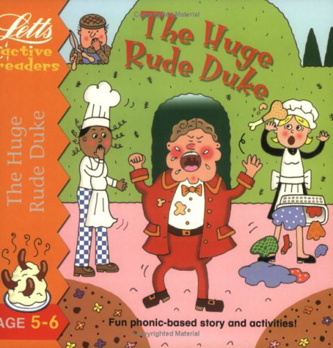 The Rude Duke of Bude (Active Readers Series): Clive Gifford