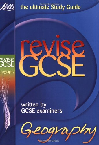 9781843155089: Revise GCSE Geography Study Guide (GCSE Revision)