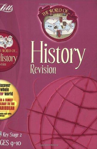 9781843155447: KS2 History: Year 5 (Letts World of)