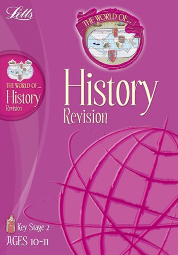 9781843155454: KS2 History: Year 6 (Letts World of)