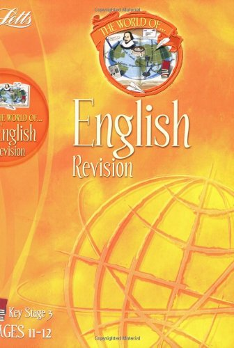 9781843155508: English KS3: Revision: Year 7 (Letts World of)