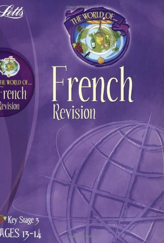 9781843155638: KS3 French: Year 9 (Letts World of)