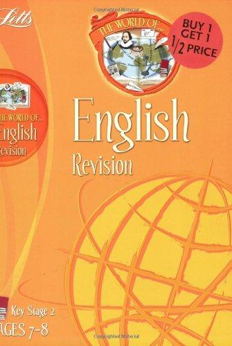 9781843155690: The World of KS2 English: Age 7-8 (Letts World of)