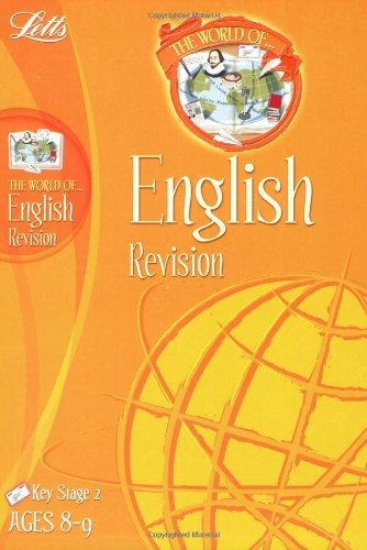 9781843155706: The World of KS2 English: Age 8-9 (Letts World of)