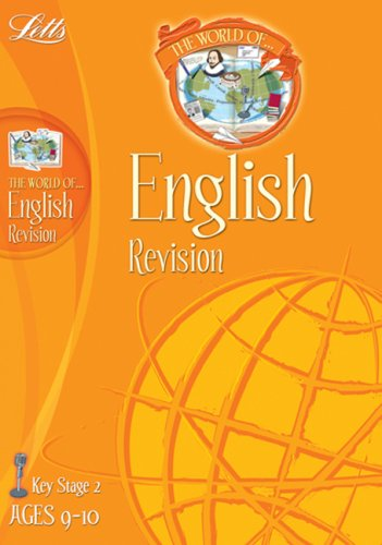 9781843155713: The World of KS2 English: Age 9-10 (Letts World of)