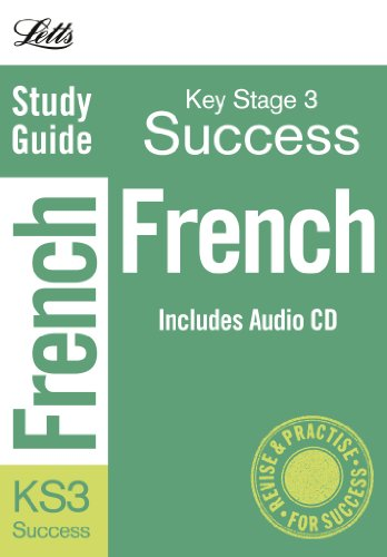 French (inc. Audio CD): Study Guide (Letts: Julie Adams