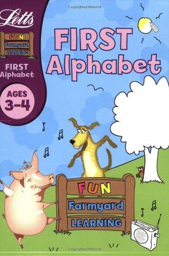 9781843156901: First Alphabet Age 3-4