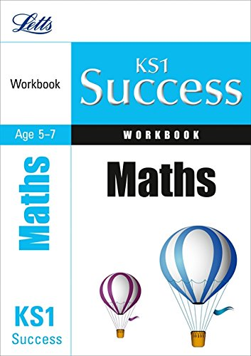 9781843157441: Letts KS1 Workbook: Maths SATs: Revision Workbook (Letts Key Stage 1 Success)