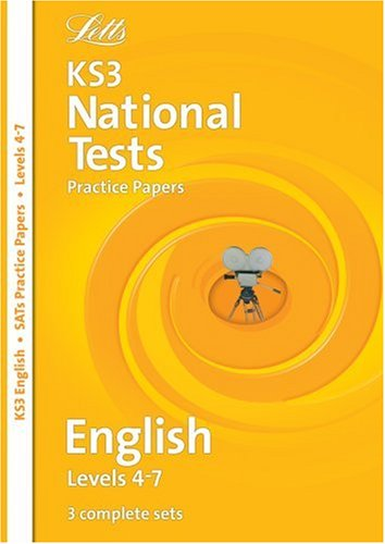 9781843159025: KS3 SATs National Test Practice Papers English