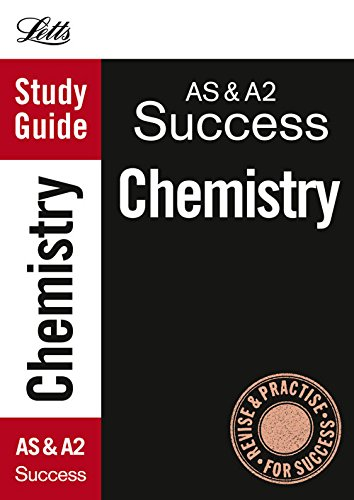 9781843159278: Letts Study Guide AS & A2 Success: Chemistry