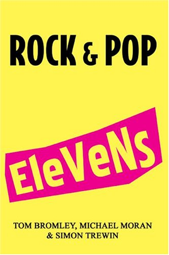 9781843171126: Rock and Pop Elevens