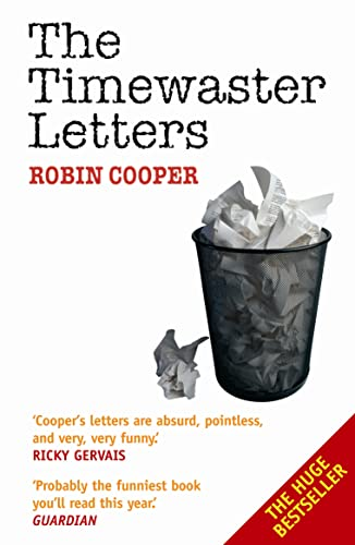 9781843171690: The Timewaster Letters