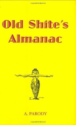 9781843172260: Old Shite's Almanac
