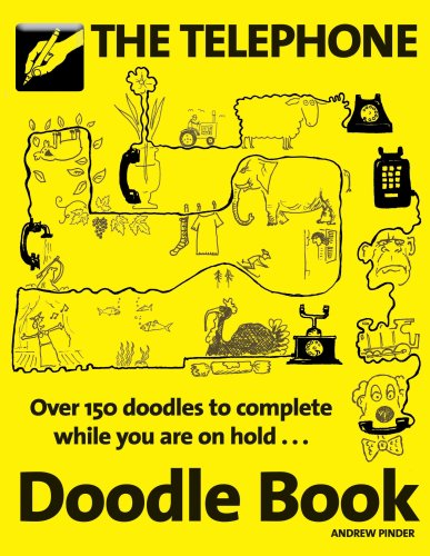 9781843173588: The Telephone Doodle Book