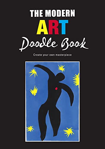 9781843175902: The Modern Art Doodle Book: Create Your Own Masterpiece