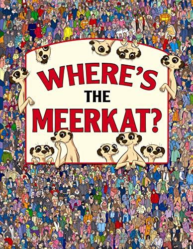 9781843177104: Where's the Meerkat?