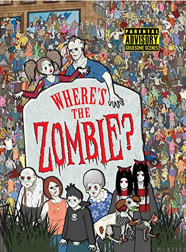 9781843179436: Where's the Zombie? (Buster Activity)
