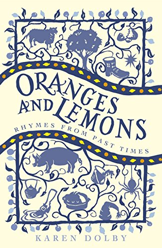 9781843179597: Oranges and Lemons: Rhymes from Past Times