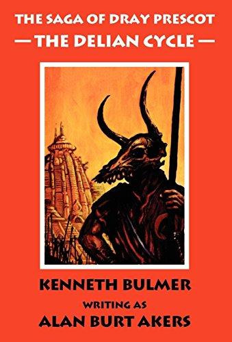 9781843195573: The Delian Cycle [The Saga of Dray Prescot Omnibus #1]