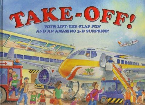 Take Off Lift the Flap: Baxter, Nicola