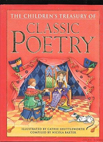 9781843221432: The Children's Treasury of Classic Poetry