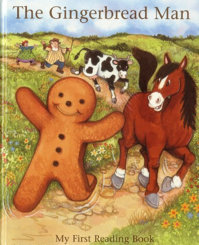 9781843222699: The Gingerbread Man: My First Reading Book (My First Reading Books)
