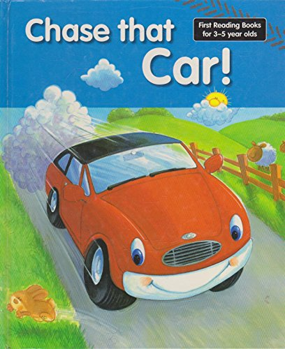 9781843222774: Chase That Car (Speed to Read)