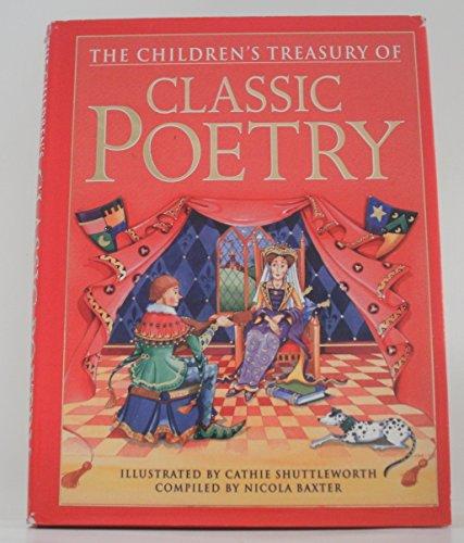 9781843223122: The children's treasury of classic poetry