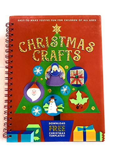 Christmas Crafts Spiral: Nicola Baxter