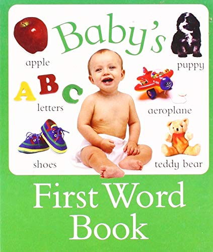 9781843223740: Baby's First Word Book