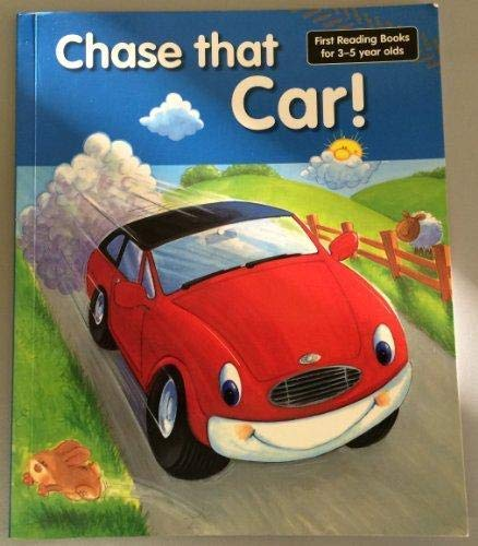 9781843223894: Chase that Car! (First Reading Books for 3-5 Year Olds)