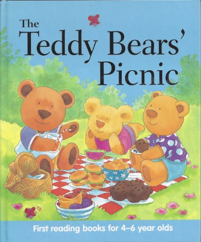 Teddy Bears Picnic Board Book (9781843224105) by Nicola Baxter
