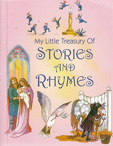 9781843224327: My Little Treasury of Stories and Rhymes