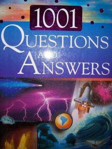 1001 Questions and Answers: Simon Mugford & Alexander Gordon Smith