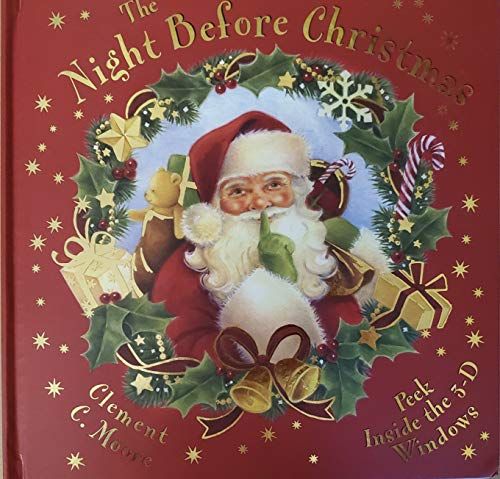 9781843225775: The Night Before Christmas