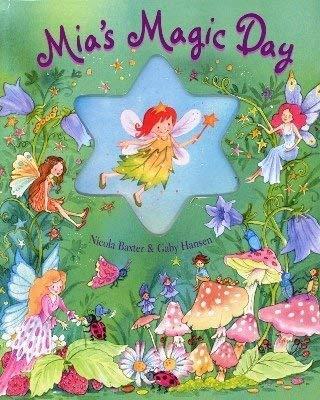 Mais Magic Day: Baxter, Nicola