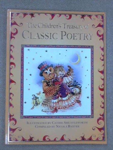 9781843225966: The Children's Treasury of Classic Poetry