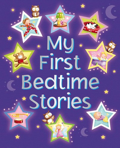 9781843226857: My First Bedtime Stories