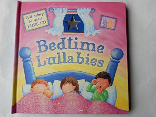 Bedtime Lullabies Book and CD: Baxter, Nicola and