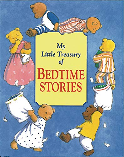 Children's Treasury of Bedtime Stories: An Illustrated Collection of 145 Timeless Tales for ...