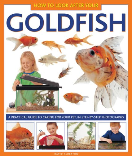 9781843227335: How To Look After Your Goldfish: A practical guide to caring for your pet, in step-by-step photographs