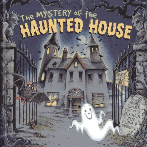 9781843227540: The Mystery of the Haunted House: Dare You Peek Through the 3-D Windows?
