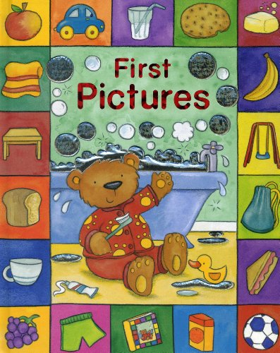 9781843227748: Sparkly Learning: First Pictures: Learn about animals in lively pictures, in a chunky boardbook format with sparkly foil detail throughout