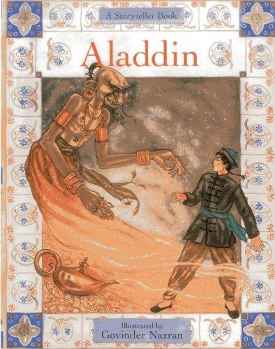 A Storyteller Book: Aladdin: Young, Lesley