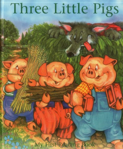 Three Little Pigs (Read with Mummy: A First Reading Series for 3-5 Year-olds) (My First Reading ...