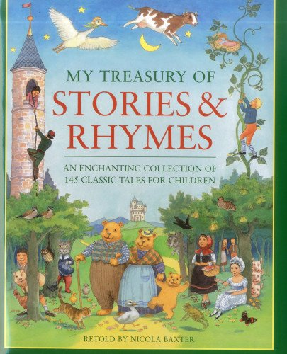 My Treasury of Stories & Rhymes (9781843228189) by Nicola Baxter