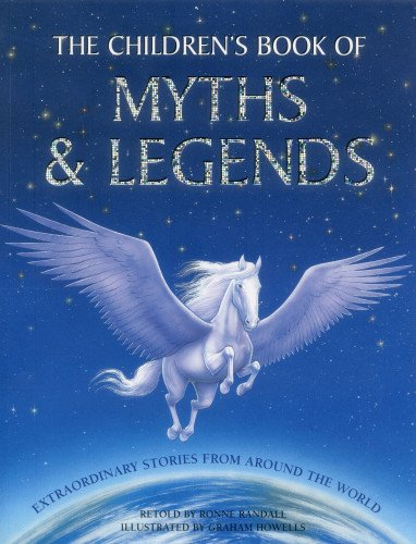9781843228196: The Children's Book of Myths & Legends