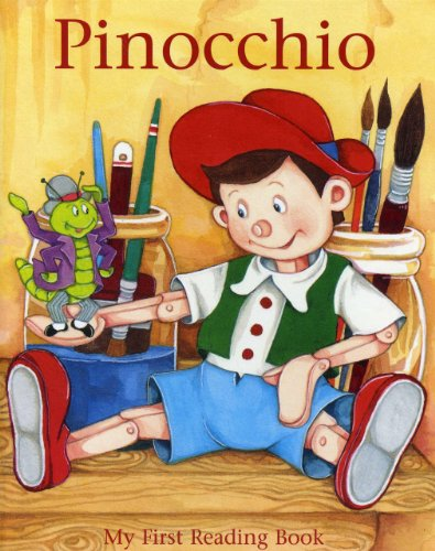 Pinocchio: My First Reading Book (My First Reading Books) (1843228319) by Brown, Janet; Morton, Ken